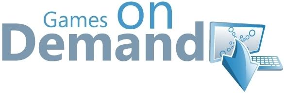 Logo Games on Demand