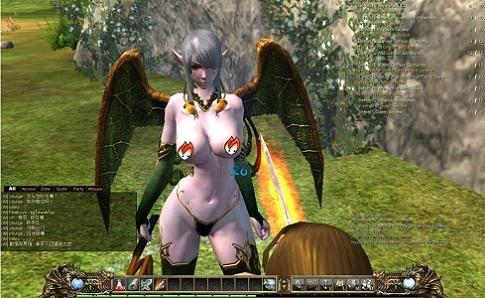 Порно mmorpg онлайн