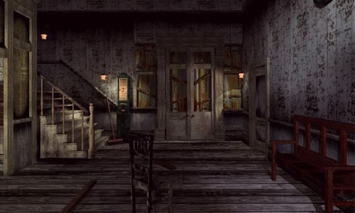 Dark fall the journal recensione dark fall the for Sedia horror