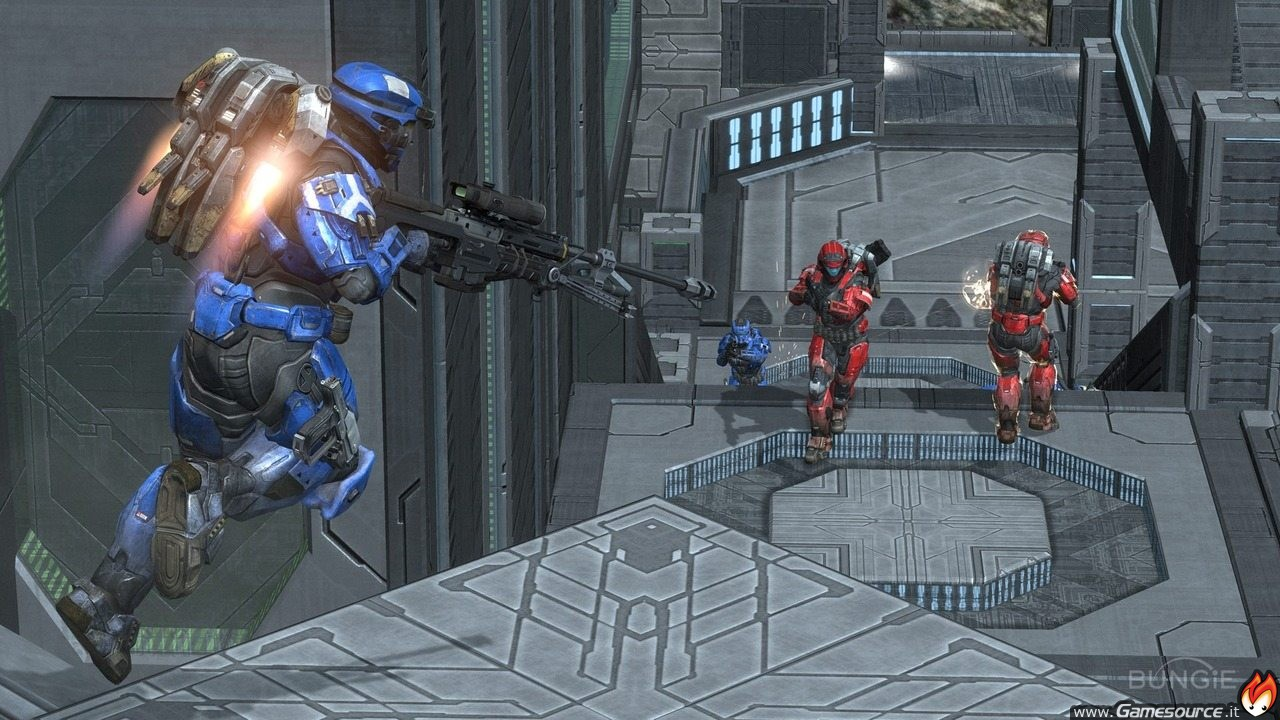 Disponibili le nuove mappe di Halo: Reach - GameSource
